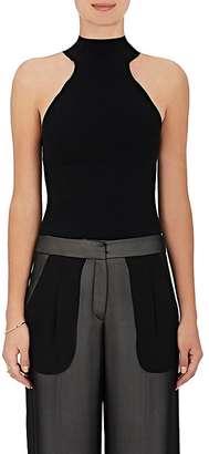 Derek Lam Women's Compact Knit Halter Top