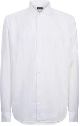 Corneliani Linen-Cotton Shirt