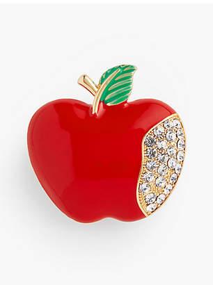 Talbots Apple Brooch