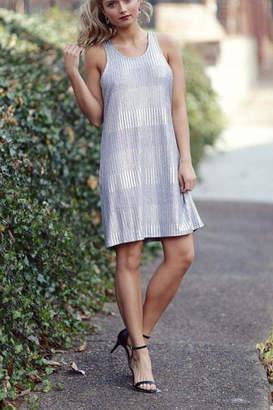 Veronica M Radiance Sleeveless Dress