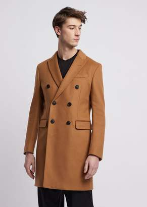 Emporio Armani Classic Coat