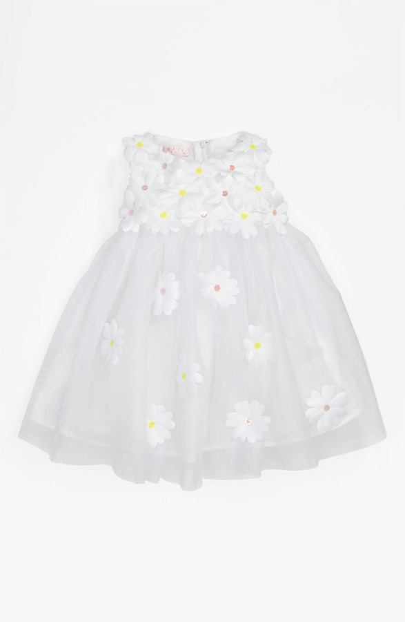 Biscotti 'Crazy For Daisies' Dress (Toddler)