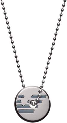 99d3d293 Mens Emporio Armani Necklace - ShopStyle UK
