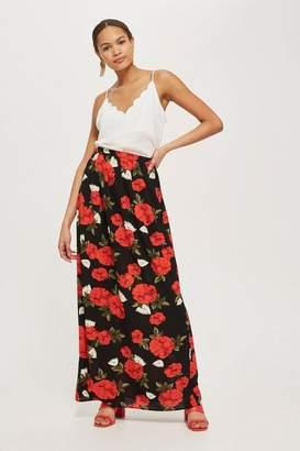 Oh My Love **Printed Maxi Skirt