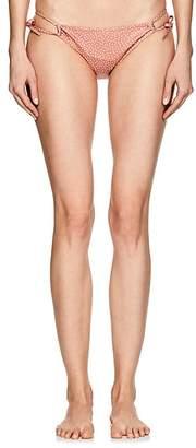 YASMINE ESLAMI Women's Mona Bikini Bottom