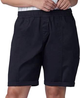 Lee Plus Size Pull-On Cargo Bermuda Shorts