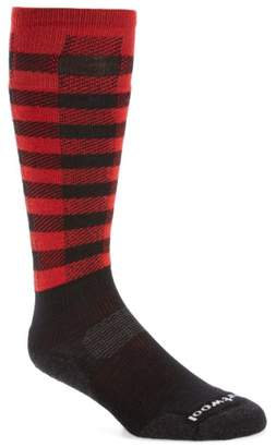Smartwool PhD(R) Slopestyle Light Ifrane Over the Calf Socks