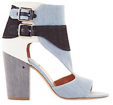 Laurence Dacade Rush Multi High Heel Sandals $795 thestylecure.com