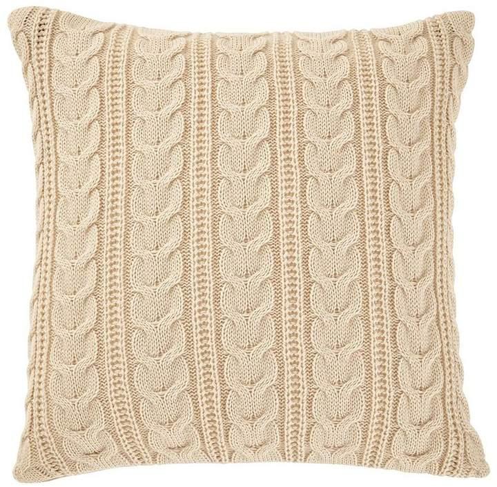 Cascade Home Chunky Knit Cushion
