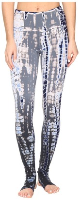 Hard Tail Flat Waist Stirrup Leggings $64 thestylecure.com