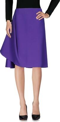 Agnona Knee length skirts - Item 35331194FK