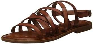 Musse & Cloud Women's Kenia Open Toe Sandals, (Brown 200)