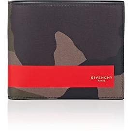 Givenchy Men's Leather Billfold - Green