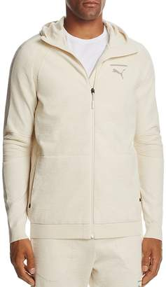 Puma EvoKNIT Move Zip Hooded Sweatshirt