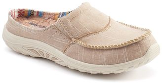 Skechers Relaxed Fit Reggae Fest Rebel Women's Slip-On Clogs $64.99 thestylecure.com