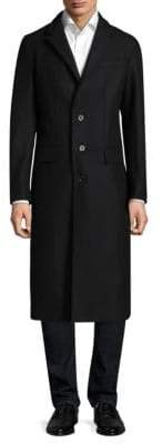 Burberry Flynn Long Overcoat