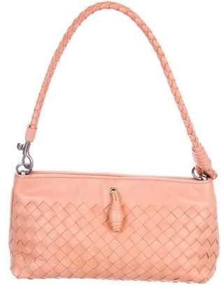 Bottega Veneta Intrecciato Frame Shoulder Bag