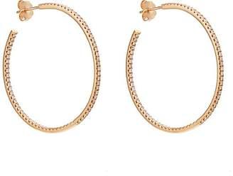 Sara Weinstock Women's Veena Hoop Earrings