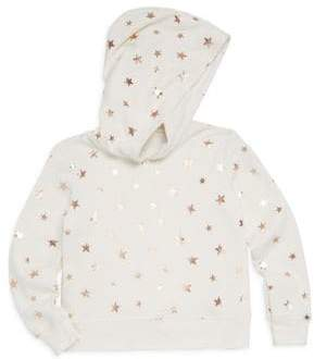 Spiritual Gangster Girl's Starry Vibes Hoodie