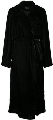 RtA belted trench coat
