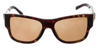 Versace Polarized Medusa Sunglasses