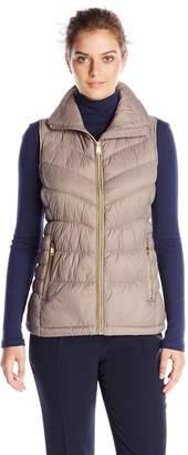 London Fog Women's Packable Down Vest