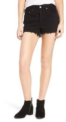 Levi's 501(R) High Rise Denim Shorts