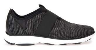 Geox Nebula 45 Banded Slip-On Sneaker