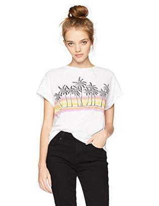 Rip Curl Junior's Straight Out Boxy Tee