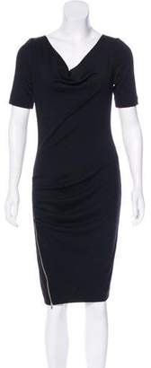 Joseph Wool Knee-Length Dress
