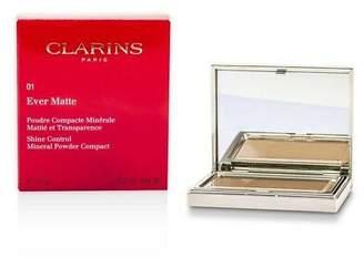 Clarins NEW Ever Matte Shine Control Mineral Powder (# 01 Transparent Lig)
