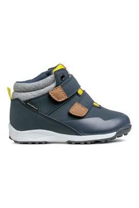 H&M Waterproof High Tops - Dark blue - Kids