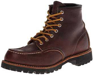 """Red Wing Shoes Roughneck Moc 6"""" Boot,US"""