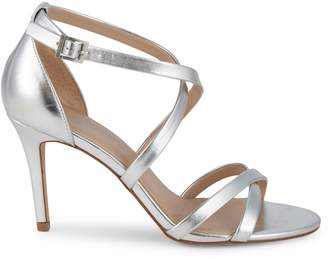 Charles by Charles David Hendrick Faux Leather Sandals