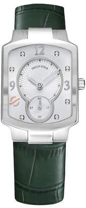 Philip Stein Teslar Women's Classic Diamond Quartz Chronograph Watch, 39mm - 0.02 ctw