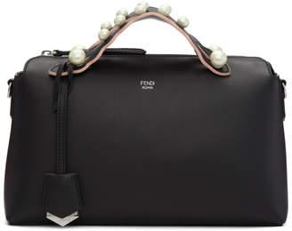 Fendi Black Medium Pearl By The Way Bag