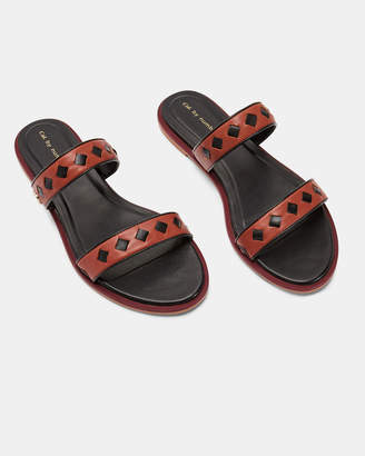 Ted Baker MILLEEE Leather sliders
