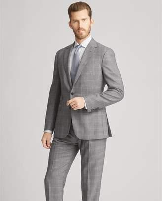 Ralph Lauren Gregory Glen Plaid Wool Suit