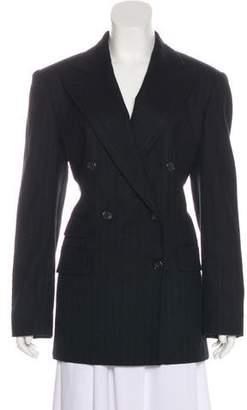 Lauren Ralph Lauren Wool Double-Breasted Blazer
