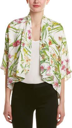 Karen Millen Orchid Silk Kimono