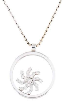 Roberto Coin 18K Diamond Cento Pendant Necklace