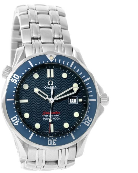Omega Omega Seamaster 2221.80.00 Stainless Steel 41mm Mens Watch