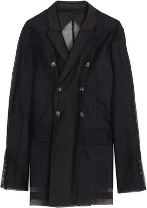 Rick Owens Overcoats - Item 41859254BD