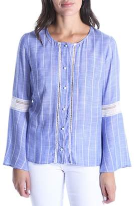 KUT from the Kloth Vienna Peasant Top