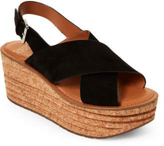 56464ec226b Franco Sarto Platform Wedge Women s Sandals - ShopStyle