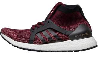 061a652c4f69 adidas Womens UltraBOOST X All Terrain Neutral Running Shoes Mystery  Ruby Core Black Trace