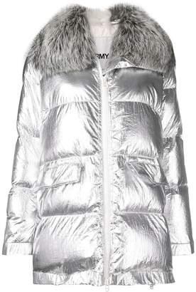 Yves Salomon Army padded coat