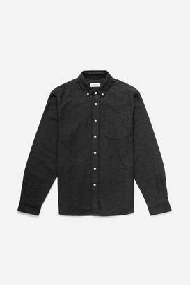 Saturdays NYC Crosby Flannel Button Down Shirt
