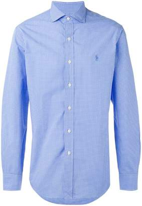 Polo Ralph Lauren classic check shirt