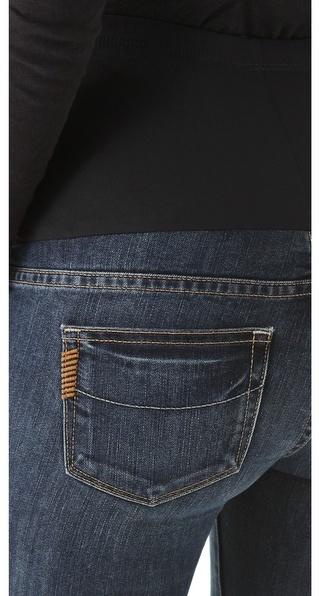 Paige Laurel Canyon Maternity Jeans